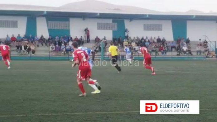 Tanto insistió el Unión Puerto que consiguió el empate cuando el partido agonizaba.