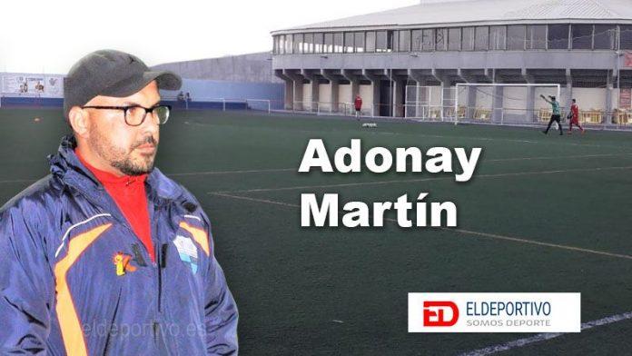 Adonay Martín,