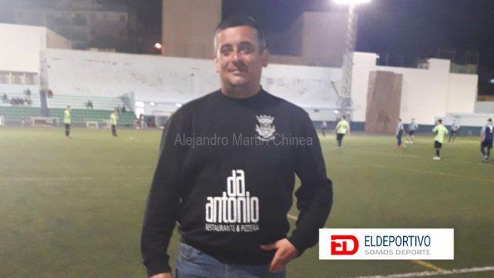 Alejandro Martín: