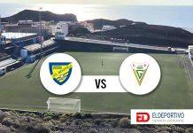 Restinga y Valle Guerra metieron los goles en la segunda parte.
