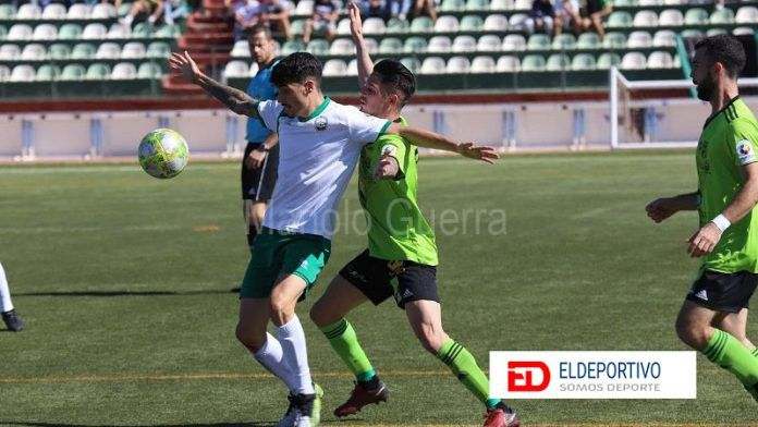 El Atlético Paso rescata un punto en Gran Tarajal.