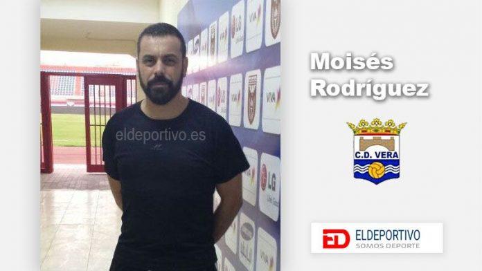 Moisés Rodríguez, nuevo entrenador de el TNK Vera.