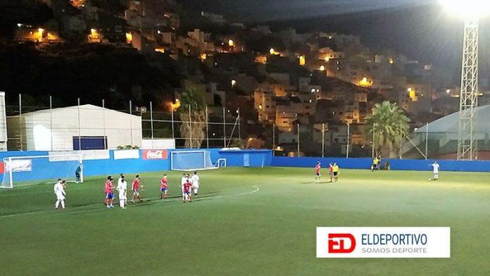 Foto cedida por el Real Unión Tenerife.