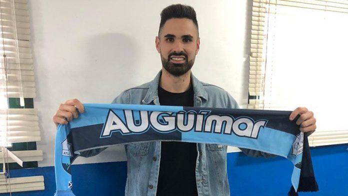 El Atlético Unión Güimar ficha al delantero zamorano, Revi.