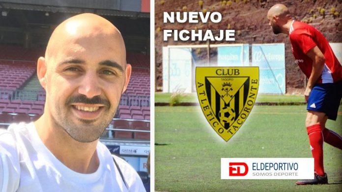 Tana Nolasco reforzará al Atlético Tacoronte.