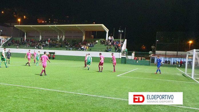 Atlético Victoria y Tenerife C acaban en tablas.