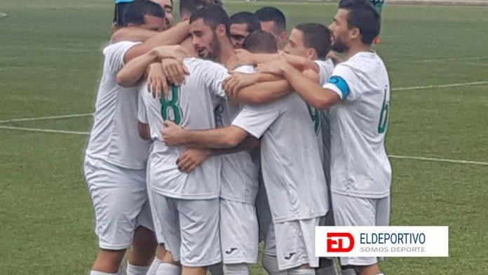 El CD Buenavista controló y ganó con claridad su encuentro ante el Atlético Restinga, y sigue peleando por la primera plaza.