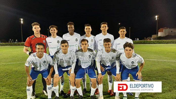 Un gol de Arsen da al Tenerife
