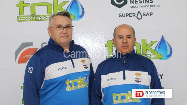 El TNK Vera presenta su nuevo entrenador.