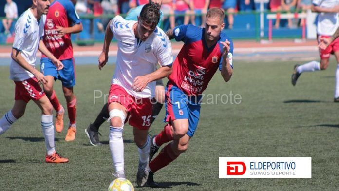 UD Lanzarote vs UD Tamaraceite.