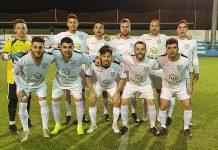 Partido de goles el jugado en la Orotava frente a el Marino B.