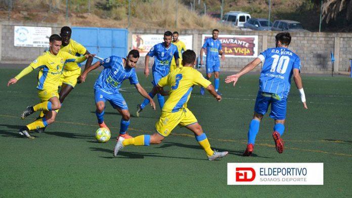 El C.D. TNK Vera sigue en racha tras el empate ante la U.D. Palmas C.