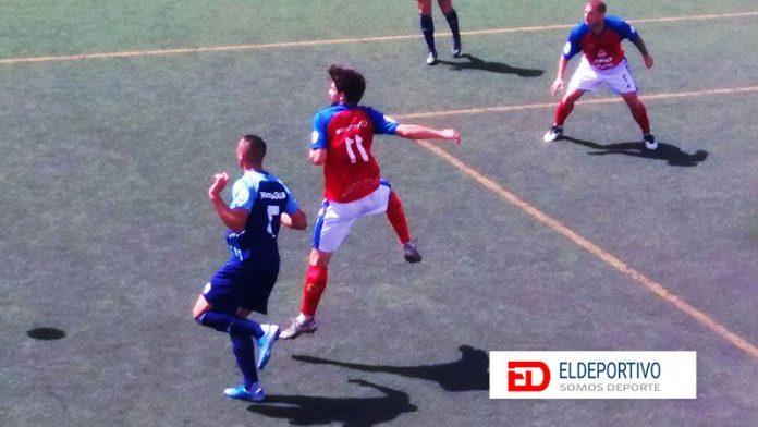 Un gol casi con el pitido final priva al Güímar del triunfo.