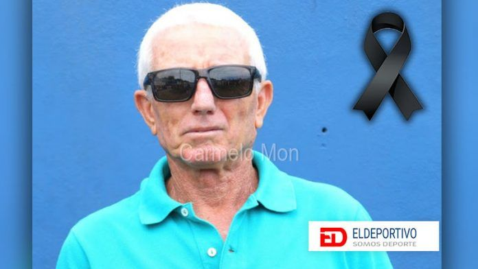 Murió Santiago Morales Torres ex-jugador de la época dorada del CD Puerto Cruz.
