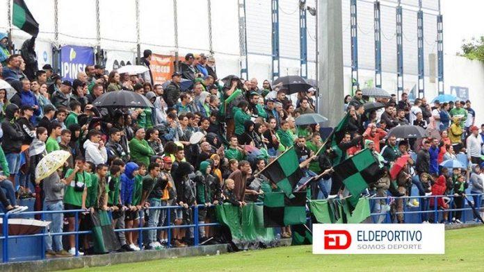 La afición al fútbol en La Palma.