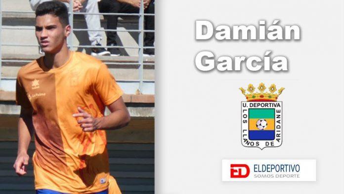 Damián García,