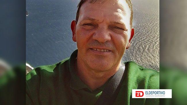 Entrenador del CD Buenavista, Ricardo Cabrera.