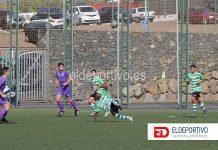 El Sporting Tenerife B gana a un buen Laguna.