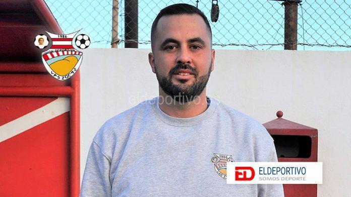 David Alonso renueva con la UD Las Zocas.