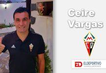 Ceire Vargas, entrenador del CD Mensajero Juvenil.