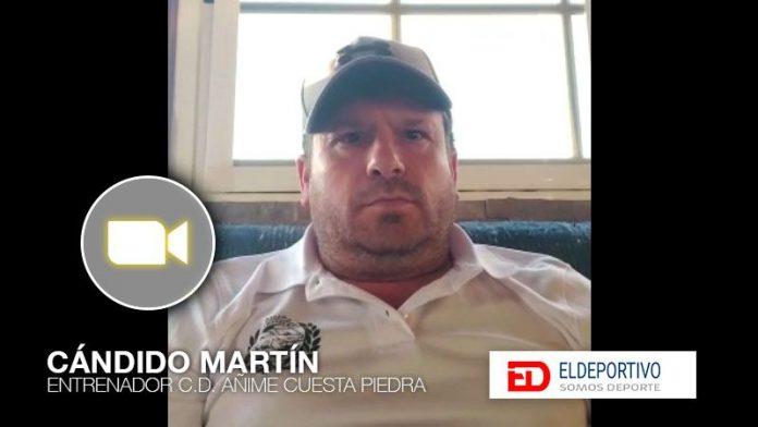 Cándido Martín,