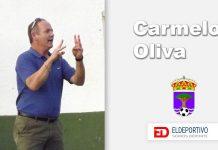 "Carmelo Oliva, ""La UD Alajeró es una familia""."