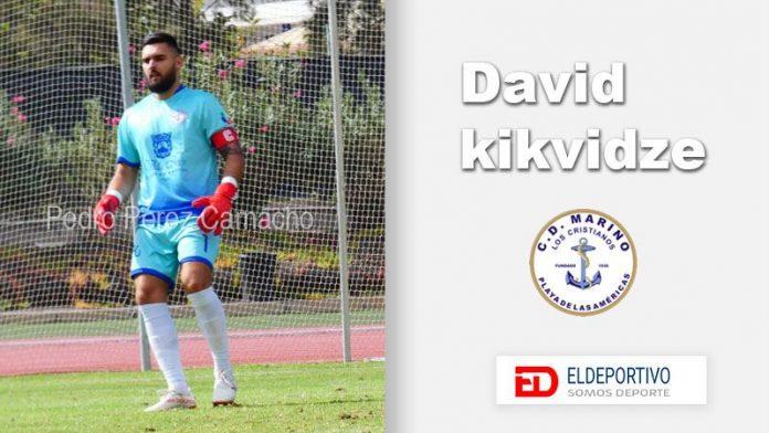 David Kikvidze,