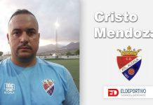 """Cristo Mendoza, """"Lo que más destaco del Atlético Alcalá es la unión y compenetración""""."""