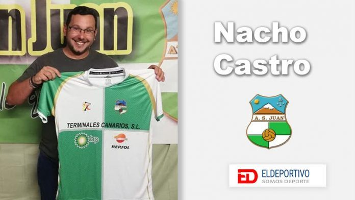 Nacho Castro,