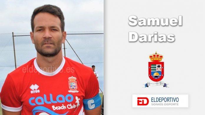 Entrevista a Samuel Darias, capitan del Santos Reyes.
