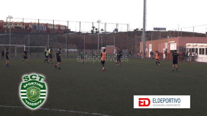 Migue y Ancor, calidad y pasión en los banquillos de los cadetes del Sporting Tenerife.
