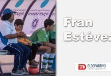 El Cadete B estrevista a Fran Estévez.