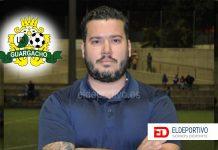 Josechu Reverón, nuevo entrenador de la UD Guargacho.