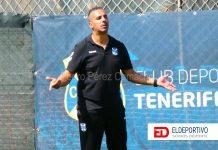 Mazinho seguirá en el CD Tenerife B.