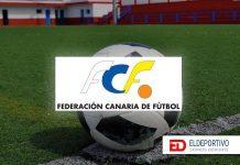Comunicado de la Federación Canaria de Fútbol.