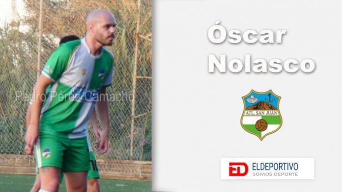 Óscar Nolasco,