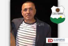 Pepe Coello renueva con el I'Gara Cabo Blanco.