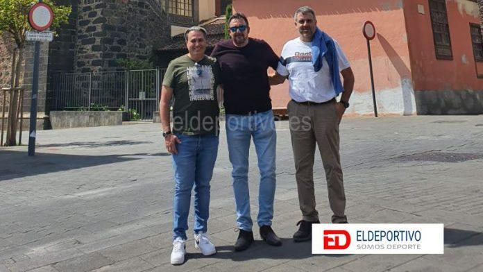 Tony Sánchez entrenará al CD Guancha.