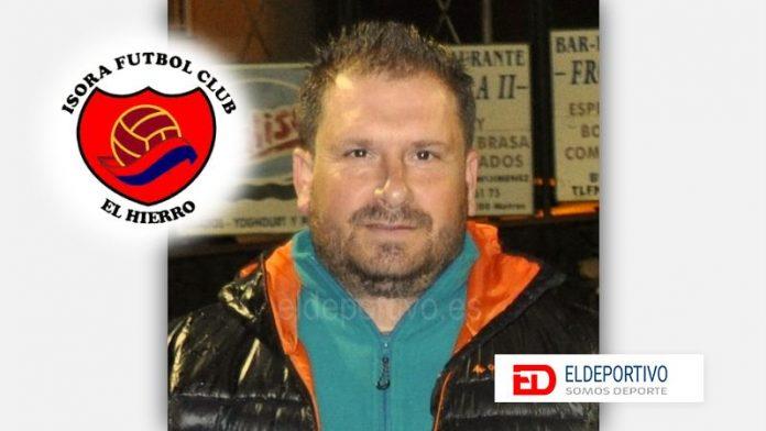 Cándido Martín, nuevo míster del Isora CF.