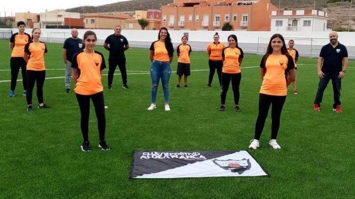 El CD Aldea Blanca competirá con un equipo femenino.