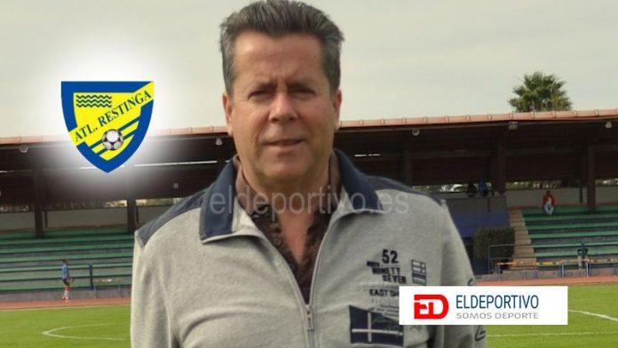 Ignacio Marrero al Atlético Restinga.