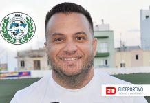Iván Moreno, nuevo entrenador del Añime Cuesta Piedra.