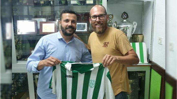 Jonay Díaz será el nuevo entrenador del CD Ofra.