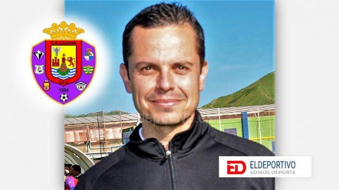Néstor Ramos nuevo entrenador del CD Laguna de División de Honor Juvenil.