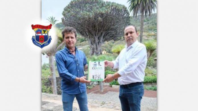 Toño Dorta dirigirá a la UD Glassydur Icodense.