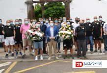 Se suspende la XIV Edición del trofeo de fútbol Veteranos Virgen del Carmen del Puerto de la Cruz.