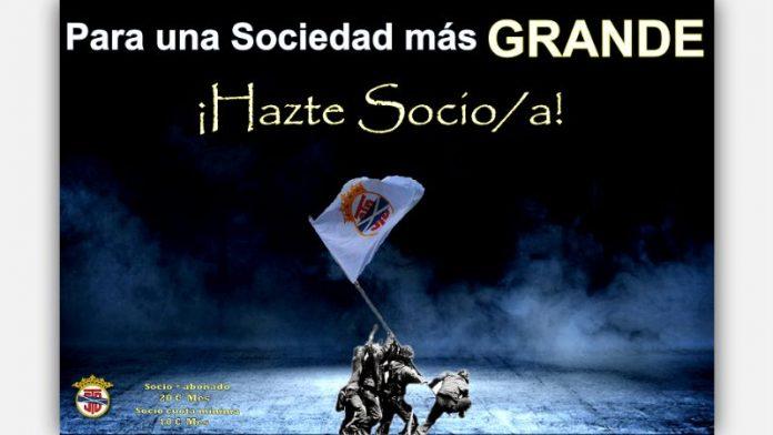 Imagen del lema de la SD Tenisca.