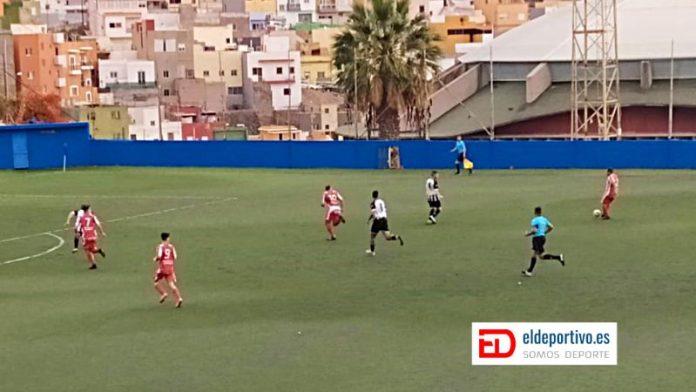 Secuencia del encuentro Añime vs Frontera en esta pasada temporada 2019-20.