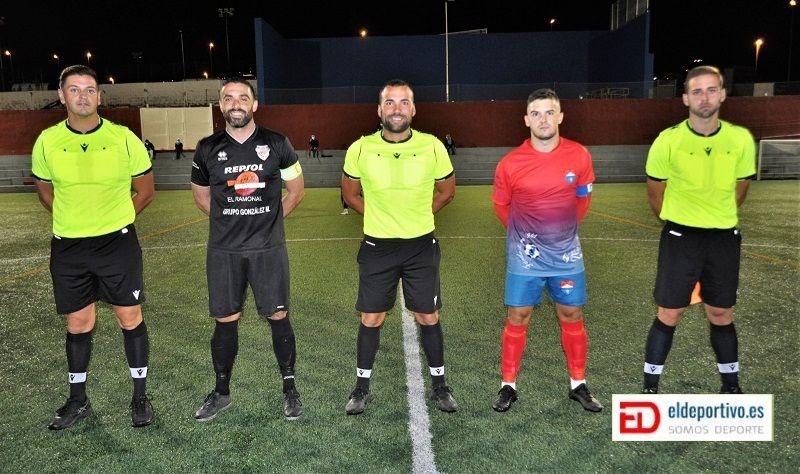Trío Arbitral CD Candela - UD Las Zocas