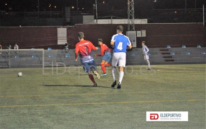Jugada CD Candela - CD Tenerife C